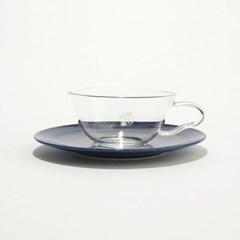 패러럴/내열 유리 컵&컵받침