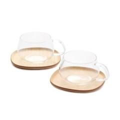 EQ92 내열 컵&코스터 세트
