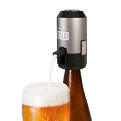 크리비 혼술기계 맥주 크림 거품 제조기