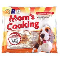 Mom's Cooking 칼슘껌 사사미 300g (pb)