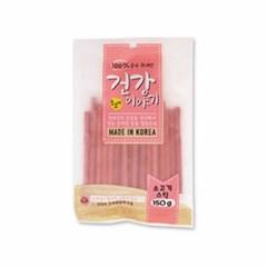건강이야기 (국산영양간식)-소고기 져키 150g (pb)
