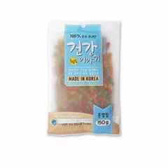건강이야기 (국산영양간식) - 혼합칩 150g (pb)