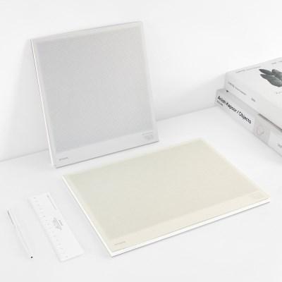 Grid paper pad (L)
