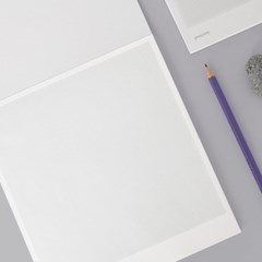 Grid paper pad (M)
