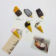 아이스크림 자석(3개세트)