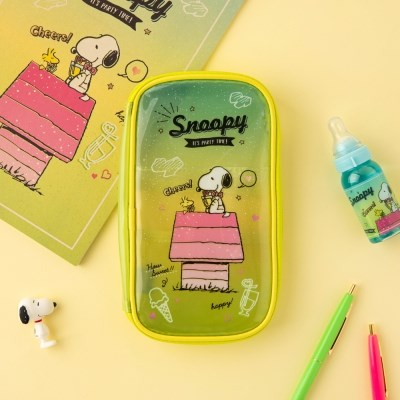 [Fancy Style] totono pen case 스누피