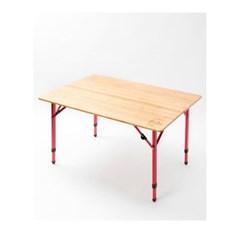 첨스 뱀부 테이블 100
