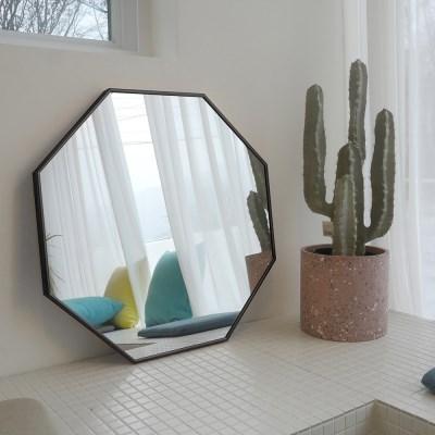600x600 부티퍼 거울 [제트블랙] - 무료배송
