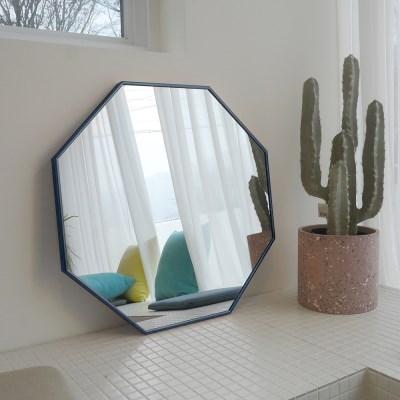 600x600 부티퍼 거울 [코발트 네이비] - 무료배송