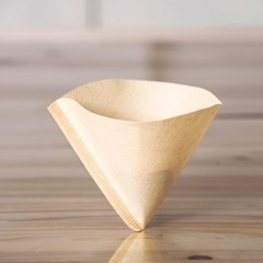 도모 커피여과지 V형 소(일본산)100매/커피필터_(3111997)