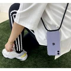이지 넥 폰스트랩 케이스 (갤럭시S10|S10+노트9|8) 김혜수핸드폰줄