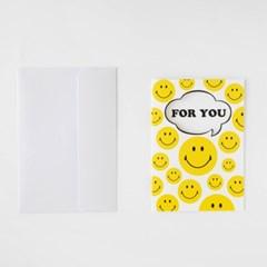 [SMILEY] 카드_스마일