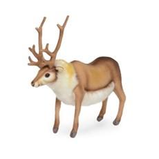 7796-노르딕순록 동물인형 23cm.L_(1579031)