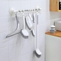 모노그레이 욕실 5종 청소용품 풀세트