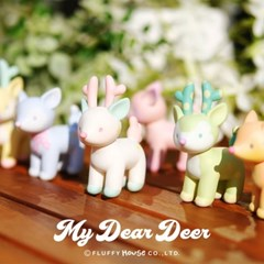 My Dear Deer Series 1 (박스)_(6pcs-1set)
