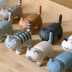 MY HOME CAT BLIND BOX SERIES 1 (스탠딩)_12pcs 1set