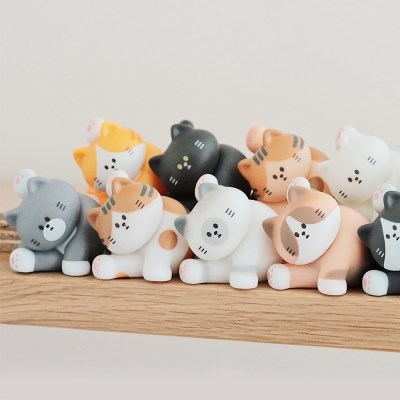 MY HOME CAT BLIND BOX SERIES 3 (까꿍) (12pcs-1set)