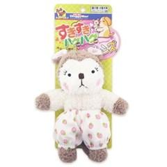 도기맨 러블리허그 장난감(다람쥐)_(1305745)