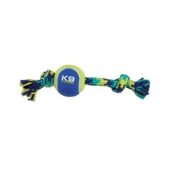 제우스 K9 피트니스 로프 매듭 테니스볼 9인치_(1305743)