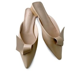 kami et muse Single ribbon stiletto slippers_KM20s054