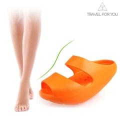 걷기만 해도 살빠지는 다이어트 여성/학생 슬리퍼 신발 밸런스구