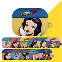 KKStory 디즈니 프린세스 팝아트 에어팟프로 하드케이스