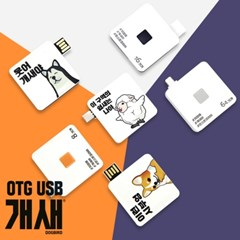 16GB/C타입, 5핀 OTG USB 개새
