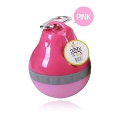 Super Pet 휴대용 물병 - 핑크 - 200ml (n)