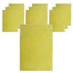 400 A4 PP 라이트홀더(노랑/10개입)_(2868768)