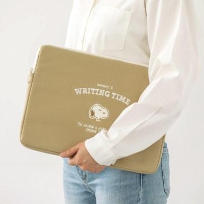 [Peanuts] TIME 노트북 파우치 13인치_스누피