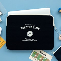 [Peanuts] TIME 노트북 파우치 15인치_찰리