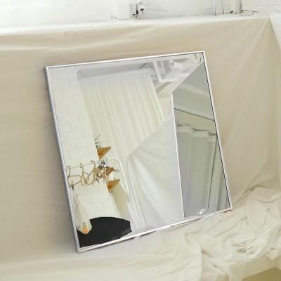 600x600 부티퍼 사각거울 [화이트골드] - 무료배송
