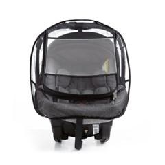 신생아 바구니 카시트 모기장커버(로얄/스핀/솔로/CO+)