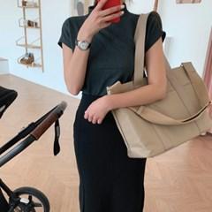 베메르 미뉴 쇼퍼백 기저귀가방