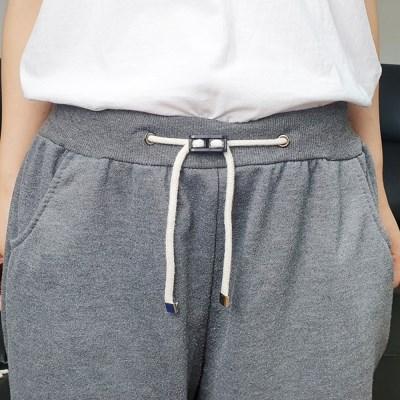 끈 풀림방지 픽클립 트레이닝복 요가복 매듭없는 부자재