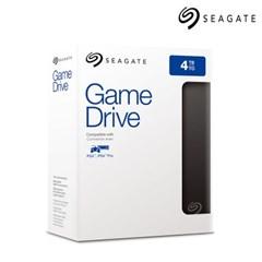 씨게이트 Game Drive for PS4 4TB 외장하드