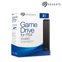 씨게이트 Game Drive for PS4 2TB 외장하드