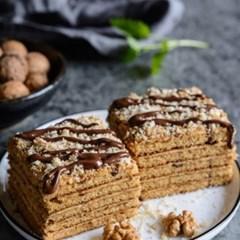 체코 말렌카 케이크