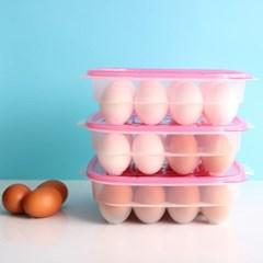 [비스비바] 루멘 16구 계란 보관용기 2종