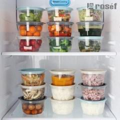 로제프 쿠킹쿡 33개세트 전자렌지 냉동 밥보관용기 350ml