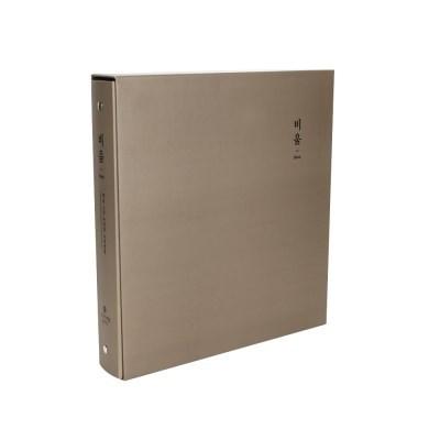 32000 4R 바인더 4x6 포켓앨범(35매/그레이)_(2871971)