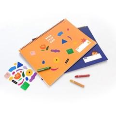 키즈 스케치북