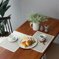 린넨방수 테이블매트