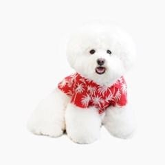 와이키키 셔츠 레드 (WAIKIKI SHIRT RED)