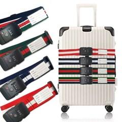 TSA LOCK 여행가방 보호벨트 캐리어밸트 캐리어자물쇠