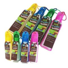 Dukes Pet WK 휴대용 물병 500ml - 색상램덤 (bn)
