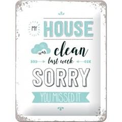 노스텔직아트[26199]My House was clean