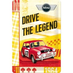노스텔직아트[22245]Mini - Drive The Legend