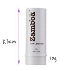Zamboa Foot Care Balm 풋 케어밤 10g (sj)