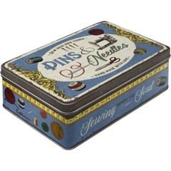 노스텔직아트[30749]Pins & Needles Sewing Box